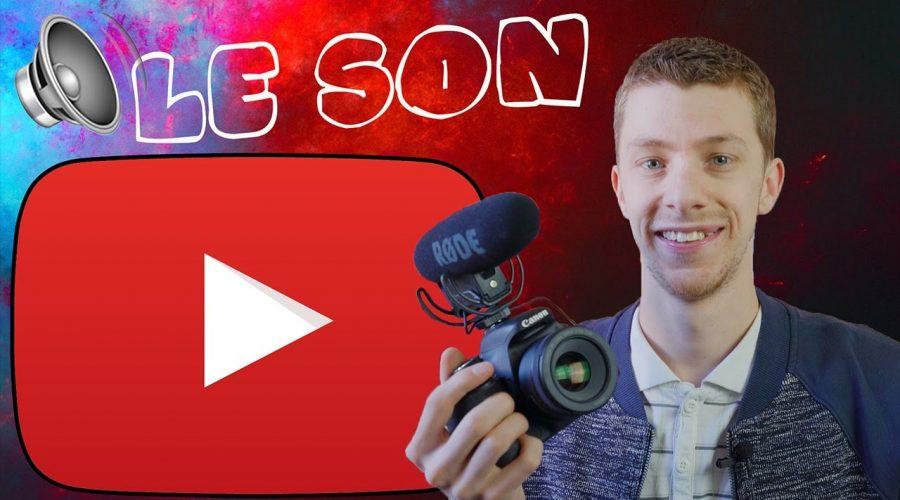 Le matériel pour commencer YouTube : LE MICRO 🔊