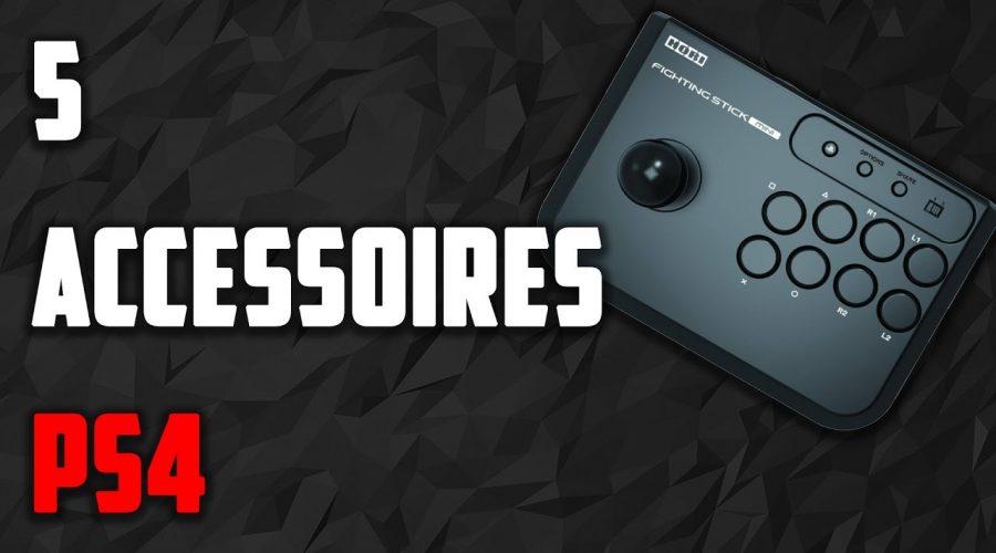 5 ACCESSOIRES SUPER PRATIQUES POUR LA PS4 ! EPISODE #2