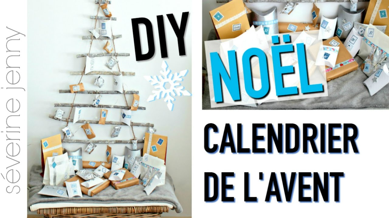 diy de no l facile calendrier de l 39 avent 16 fran ais. Black Bedroom Furniture Sets. Home Design Ideas