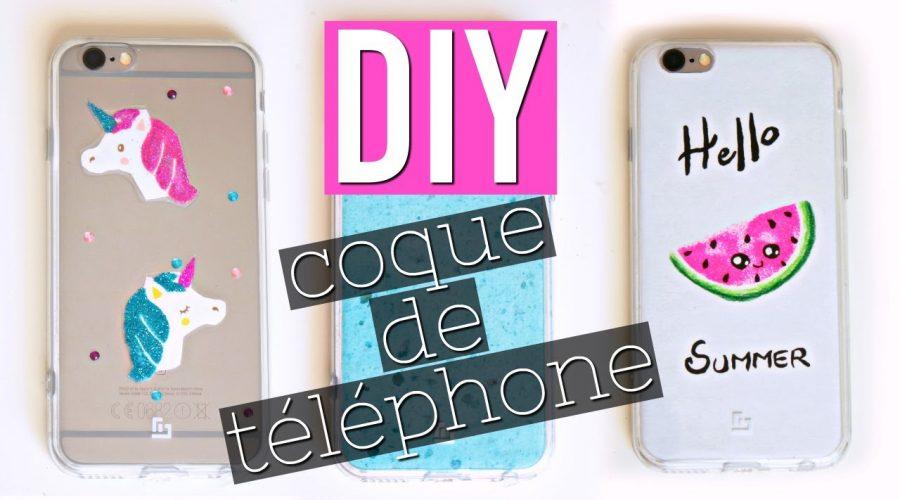 DIY Coque de Téléphone KAWAII : Facile & Pas Cher (français)