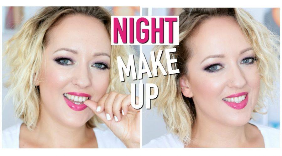 Summer night make up : Tuto Maquillage de soirée (Séverine Jenny)