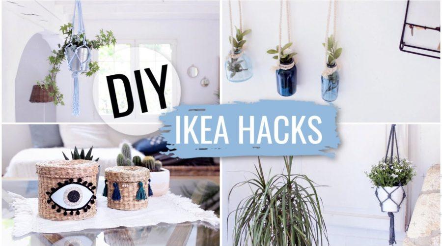 DIY IKEA HACKS / Astuces Deco Facile,Tendance & Pas Chère