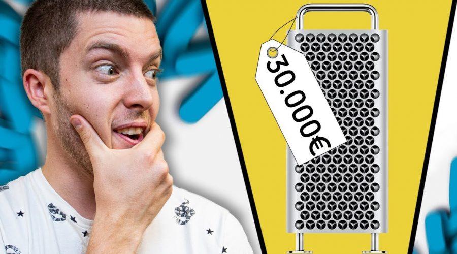 MacPro à 30.000€ – ÇA VA TROP LOIN ?!