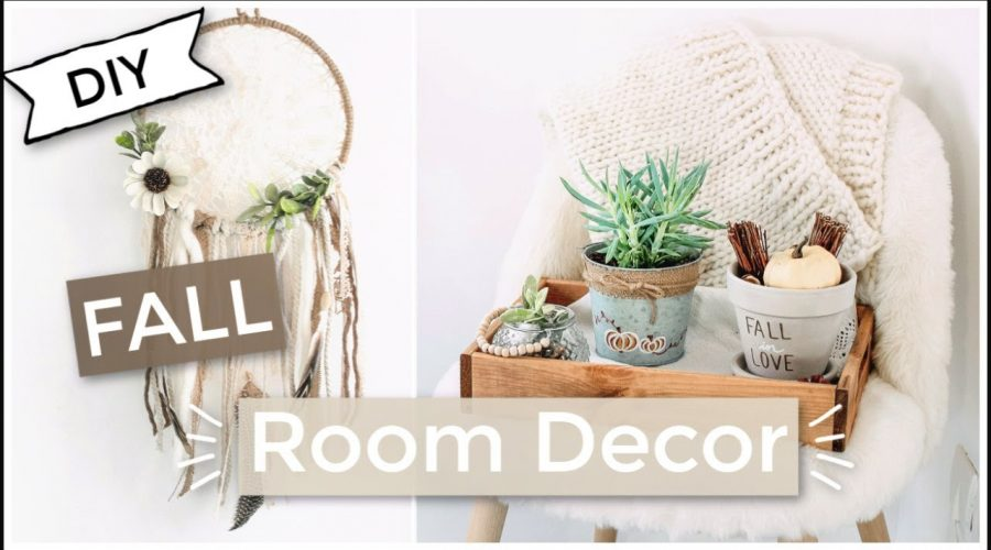 DIY DECO AUTOMNE / Fall Room Decor – Séverine Jenny