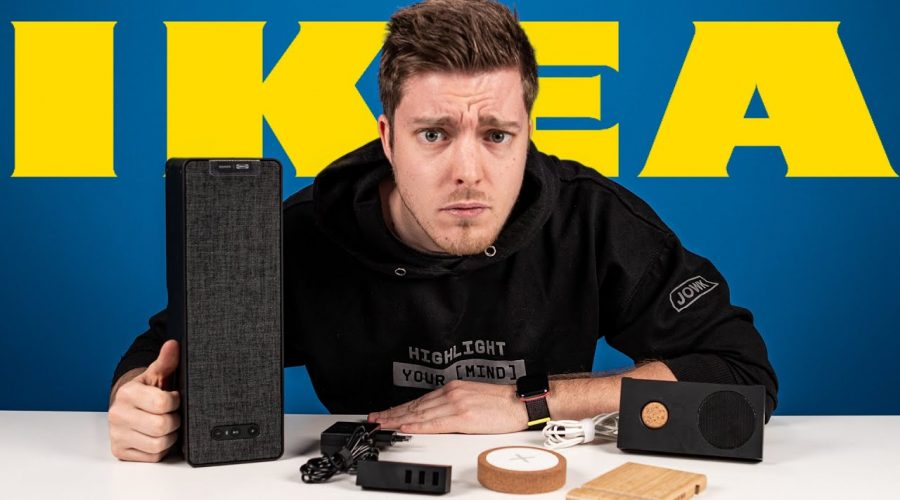 IKEA : JE TESTE LEURS PRODUITS HIGH-TECH