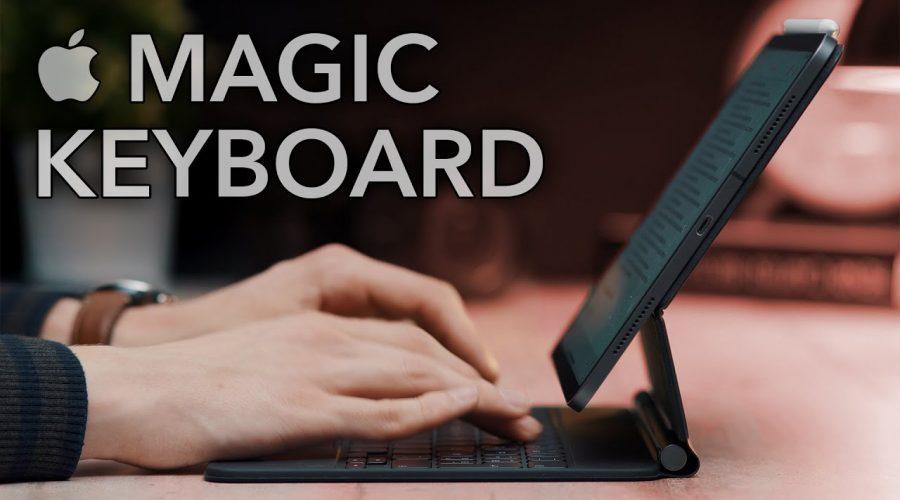iPad Magic Keyboard d'Apple : Loin d'être parfait !