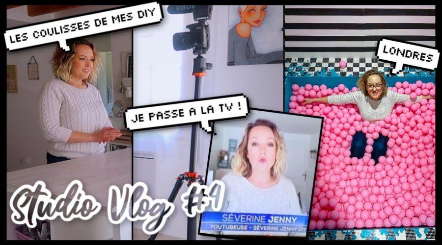 LES COULISSES DE MES DIY & JE PASSE AU 20H SUR TF1 !