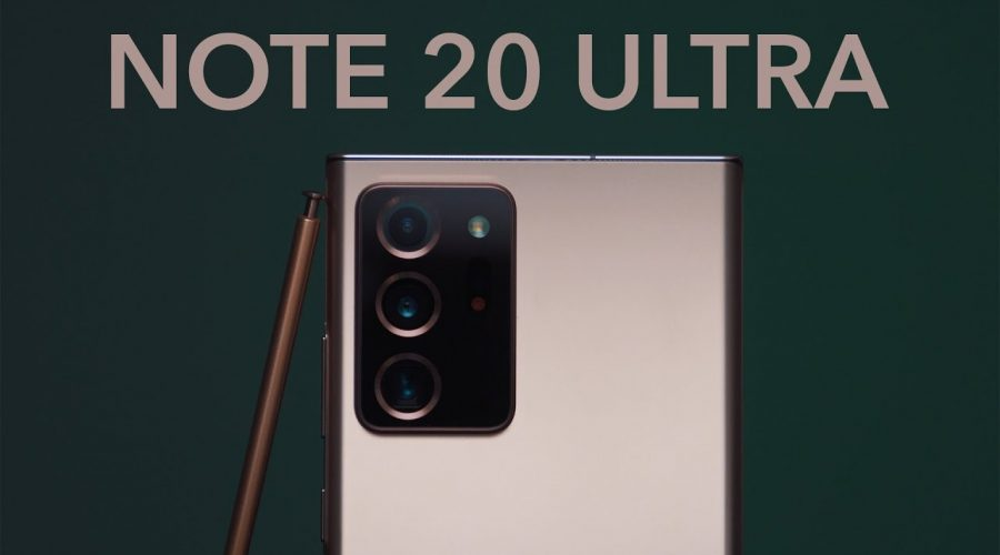 Samsung GALAXY NOTE 20 ULTRA : Le test après 1 mois