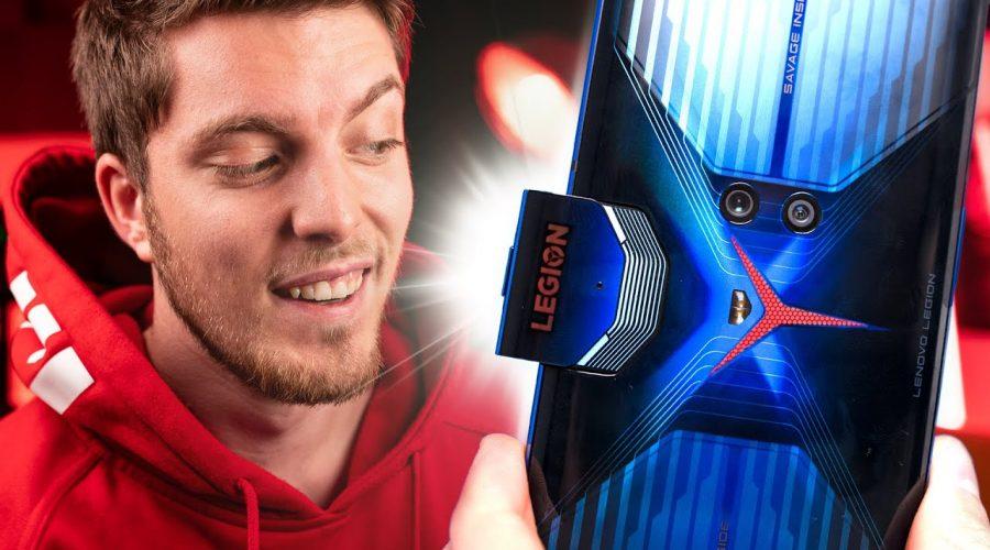 Ce smartphone va révolutionner le jeu vidéo !