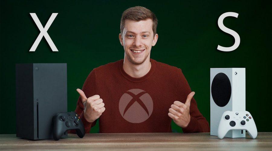 Xbox Series X et Xbox Series S : TEST ET COMPARATIF