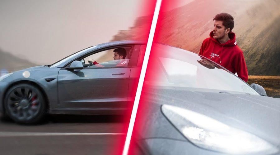 On a reçu la Tesla Model 3 Performance 2021 !!