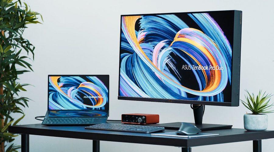 Les écrans PC avec les meilleures couleurs ! (Asus ProArt) 🖥