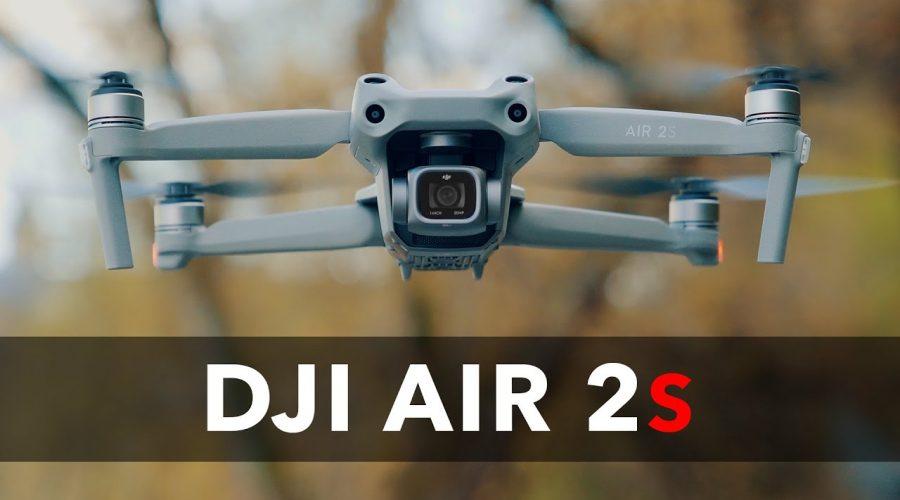TEST du DJI AIR 2s : Il est génial ! 🔥