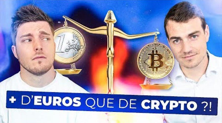 J'ai plus d'euros que de crypto ?! 🔥feat. @Hasheur – #AuCOINduFeu