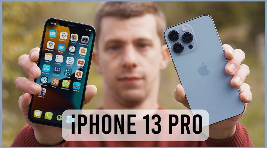 iPhone 13 PRO : LE TEST APRES 1 MOIS