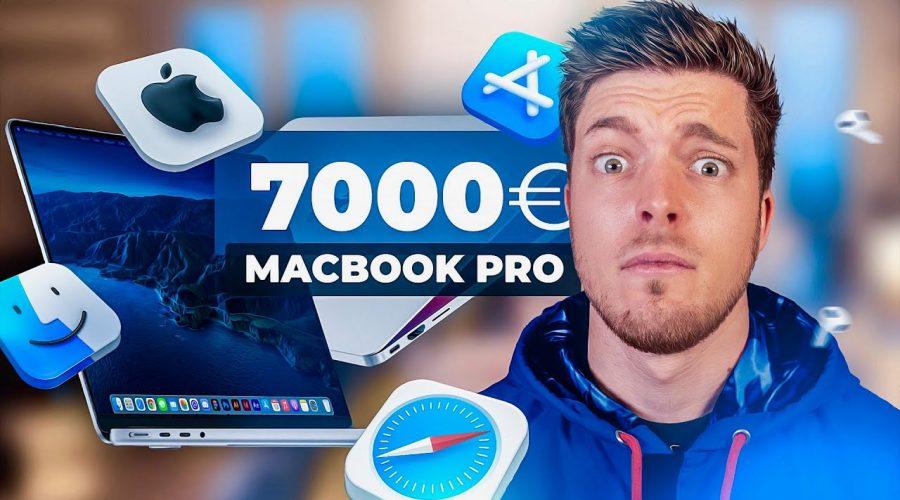 MacBook Pro à 7.000€ !! ÇA VA TROP LOIN ?! 🤯